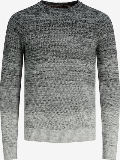 Produkt Pullover in grau / schwarz, Produktansicht