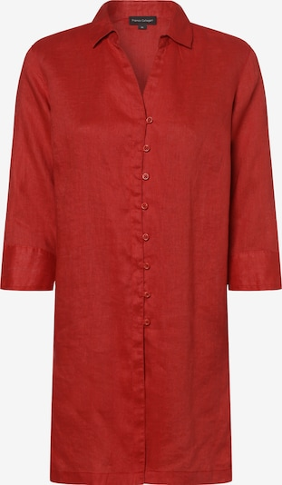 Franco Callegari Bluse in rot, Produktansicht
