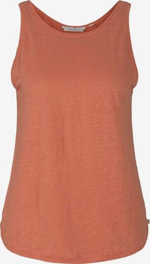 TOM TAILOR DENIM Top in orange, Produktansicht