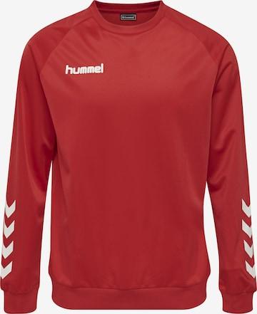 Sweat de sport 'Poly' Hummel en rouge