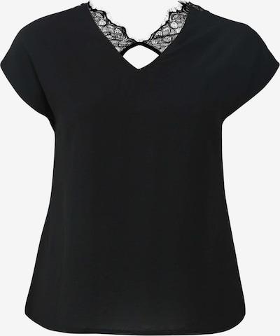 Promiss Shirt in schwarz, Produktansicht
