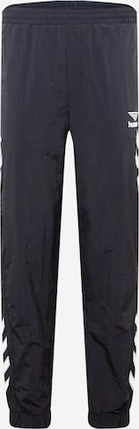 Pantaloni 'NIKKI' de la hummel hive pe albastru