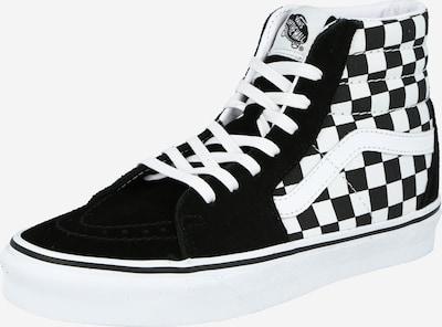VANS Високи сникърси 'UA SK8-Hi' в черно / бяло, Преглед на продукта