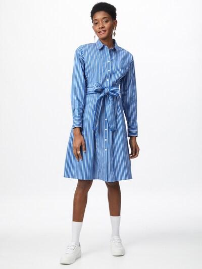 Rochie tip bluză 'Stella' STEFFEN SCHRAUT pe albastru / alb, Vizualizare model