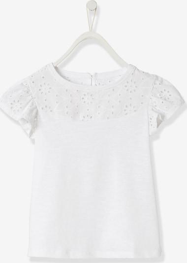 VERTBAUDET T-Shirt in weiß, Produktansicht