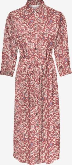 ONLY Košulja haljina 'Nova' u boja pijeska / siva / prljavo roza, Pregled proizvoda
