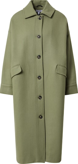 EDITED Zimní kabát 'Marianna' - pastelově zelená, Produkt