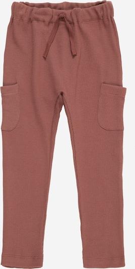 NAME IT Pantalon 'RYLVA' en marron, Vue avec produit