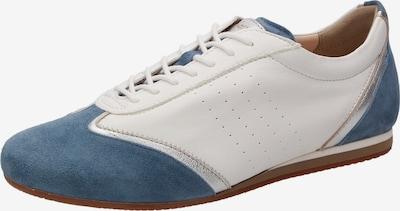 SIOUX Sneaker 'Siralea-700-H' in blau / weiß, Produktansicht