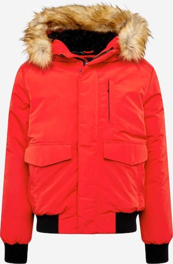 Superdry Jacke 'EVEREST' in rot, Produktansicht