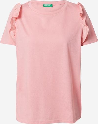UNITED COLORS OF BENETTON Camiseta en rosa, Vista del producto