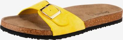 ambellis Pantolette in limone, Produktansicht