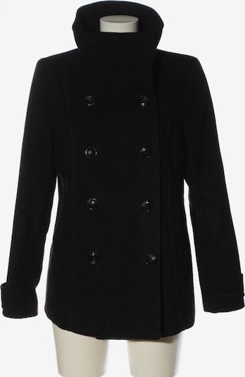 H&M Kurzmantel in XXL in schwarz, Produktansicht