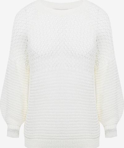 Usha Pullover in wollweiß, Produktansicht
