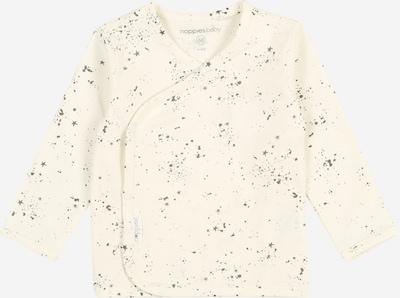 Noppies Shirt 'Lyoni' in grau / weiß, Produktansicht