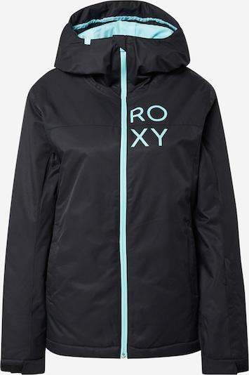 ROXY Outdoorová bunda 'GALAXY' - tyrkysová / černá, Produkt