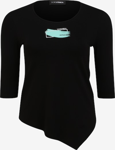 Doris Streich Shirt in Green / Black, Item view
