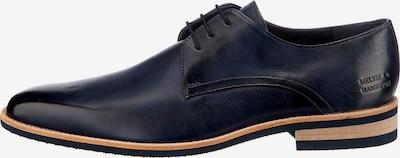 MELVIN & HAMILTON Schnürschuh in blau, Produktansicht