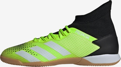 ADIDAS PERFORMANCE Fußballschuh ' Predator Mutator 20.3 IN' in neongrün / schwarz / weiß, Produktansicht