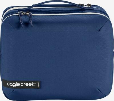 EAGLE CREEK Kulturbeutel 'Pack-It Trifold' in blau / schwarz / weiß, Produktansicht