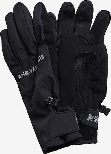 Superdry Sporthandschoenen in de kleur Grijs / Zwart, Productweergave