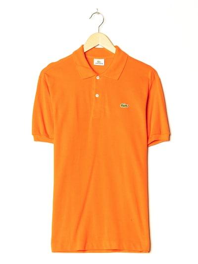 LACOSTE Polohemd in M/L in neonrot, Produktansicht