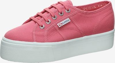 SUPERGA Sneaker in pink / weiß, Produktansicht