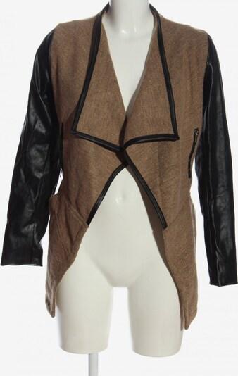 Voyelles Cardigan in XXS in braun / schwarz, Produktansicht