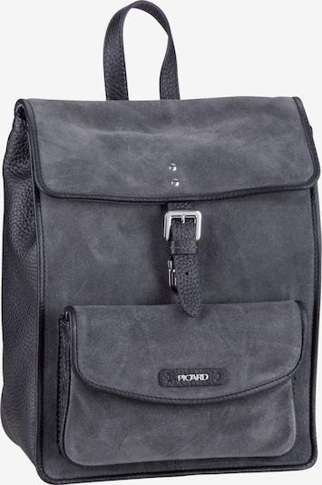 Picard Rucksack  ' Glampack' in grau / schwarz, Produktansicht