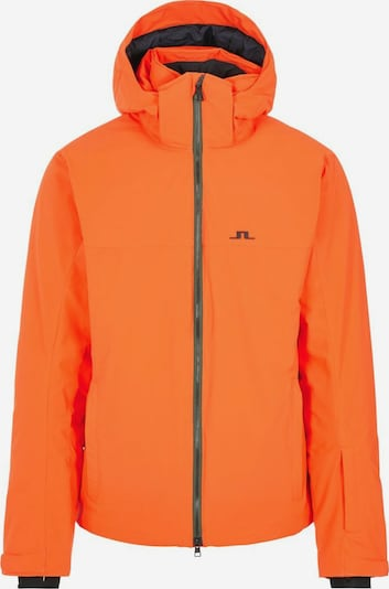 J.Lindeberg Winterjas in de kleur Sinaasappel, Productweergave
