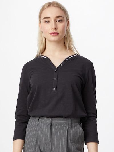 CECIL Shirt in basaltgrau, Modelansicht