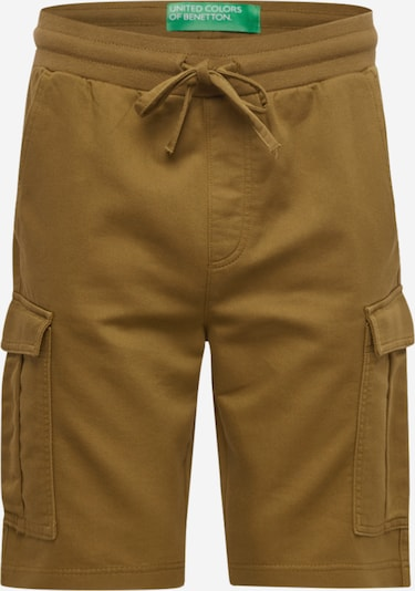 UNITED COLORS OF BENETTON Shorts in chamois, Produktansicht
