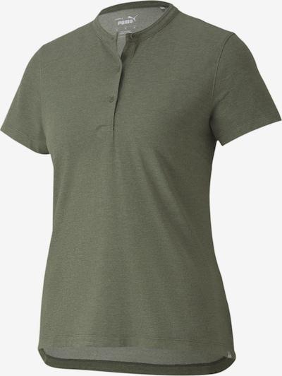 PUMA Functioneel shirt in de kleur Groen, Productweergave
