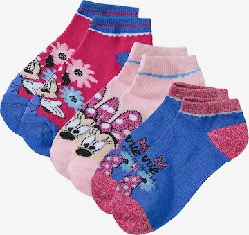 Disney Minnie Mouse Socken in Pink