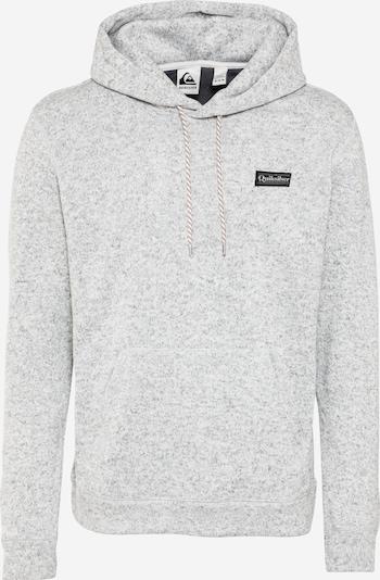 QUIKSILVER Sportovní svetr 'KELLER' - šedý melír, Produkt