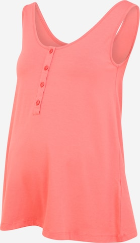 MAMALICIOUS Top 'Elnora' in Red