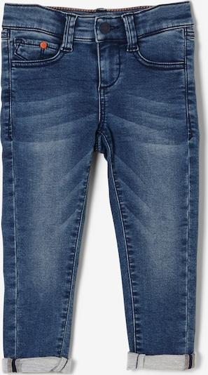 s.Oliver Slim Fit: Skinny leg-Jeans aus Denim in blau, Produktansicht