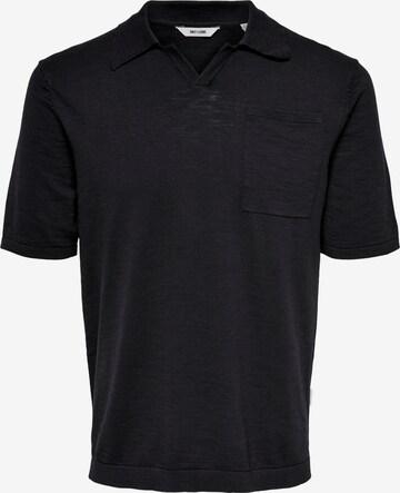 Only & Sons Skjorte 'Ace' i blå
