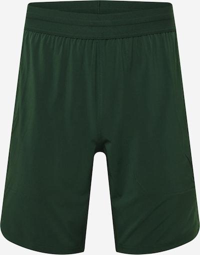 NIKE Pantalon de sport en vert foncé, Vue avec produit