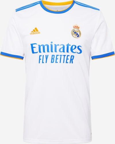 ADIDAS PERFORMANCE Trikot 'Real Madrid' in blau / orange / naturweiß, Produktansicht