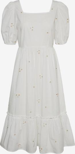 VERO MODA Sukienka 'Petra' w kolorze jasnobrązowy / naturalna bielm, Podgląd produktu