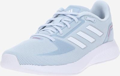 ADIDAS PERFORMANCE Chaussure de course en bleu clair / blanc, Vue avec produit