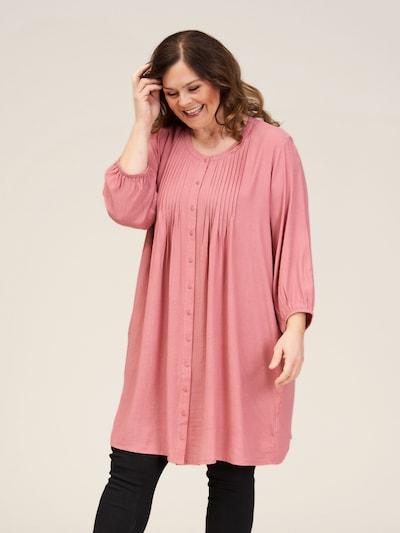 GOZZIP Tunika 'Johanne' in rosa, Modelansicht