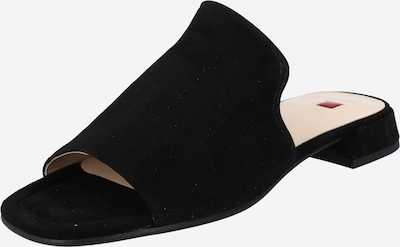 Högl Zapatos abiertos en negro, Vista del producto
