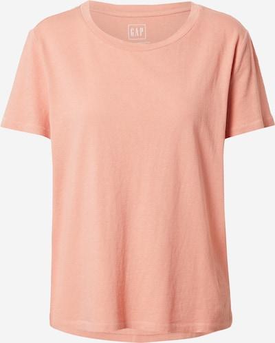 GAP Shirt in de kleur Zalm roze, Productweergave