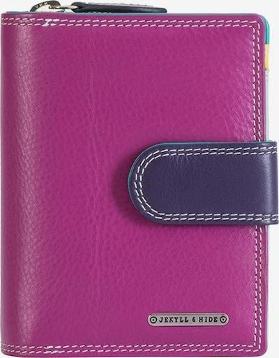 Jekyll & Hide Portemonnaie 'Caribbean' in blau / gelb / pink, Produktansicht