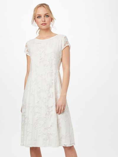 TAIFUN Vestido de gala en offwhite, Vista del modelo
