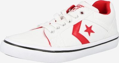 Sneaker 'EL DISTRITO 2.0 OX' CONVERSE pe roșu / alb, Vizualizare produs