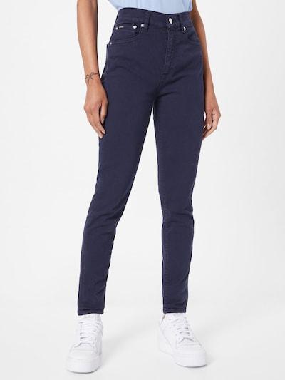Jeans POLO RALPH LAUREN pe bleumarin, Vizualizare model