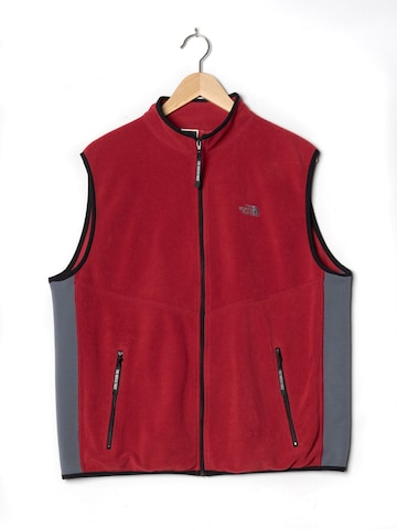 THE NORTH FACE Vest in XXXL in Red